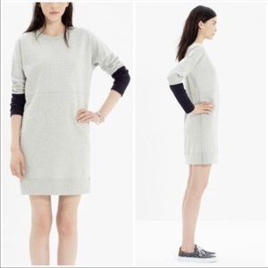 Madewell Colorblock Sweater Dress Size Small